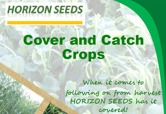 NEW Cover & Catch Crop Guide Available